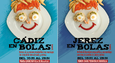 Cadiz en Bolas, ruta gastronomica de la ensaladilla gaditana