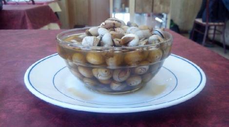 4 sitios donde comer caracoles en Cádiz