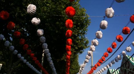 Calendario de Ferias de Andalucia 2015