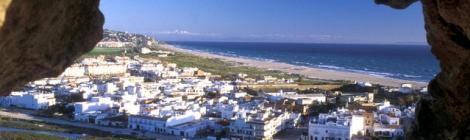 Zahara de los Atunes, paraíso en Barbate