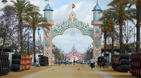 Feria de la Manzanilla en Sanlucar
