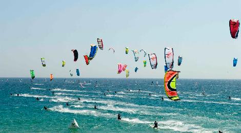 El Mundial de Kitesurf 2014 vuelve a las playas de Tarifa