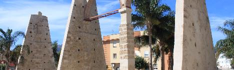 Acueducto de Algeciras, imprescindible en tu visita a la ciudad