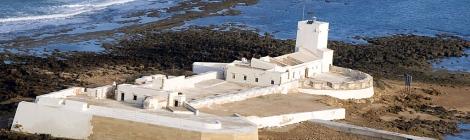 Visitar el Castillo de Sancti Petri: Horarios y precios