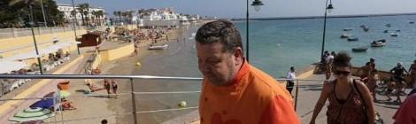 Chicote caletero: El programa Top Chef grabando en Cadiz