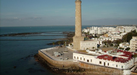 Los 5 hoteles Faro de la Provincia de Cádiz
