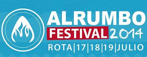 Festival AlRumbo, 17, 18 y 19 de Julio 2014 en Rota (Cadiz)