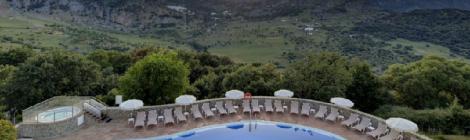 Hotel Fuerte Grazalema, relax y deporte en la Sierra de Cádiz