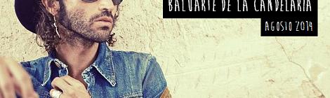 Concierto de Leiva en el Baluarte de la Candelaria,  el 15 de agosto 2014 en Cadiz
