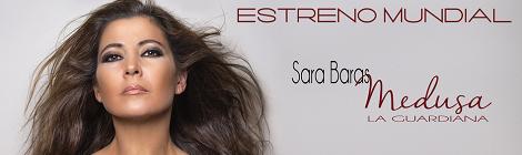 """Sara Baras estrena en Cadiz, MEDUSA """"La Guardiana"""", Agosto 2014."""