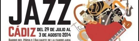 Festival de Jazz de Cadiz 2014, 6 dias a ritmo de jazz por la capital gaditana