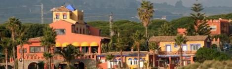 Beach Hotel Dos Mares, dormir en plena playa de los Lances, Tarifa
