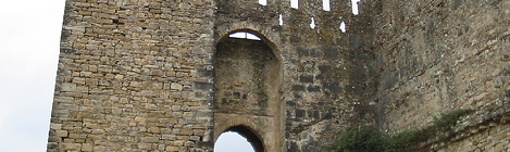 Castillo de Jimena de la Frontera, fortaleza de Cadiz con mucha historia