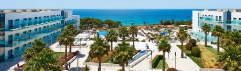 Hipotels Gran Conil & Spa, en Cadiz, entre los mejores hoteles de playa de España en 2014