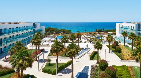 El mejor hotel de playa de andalucia cadiz cadiz diferente for Hoteles de superlujo en espana