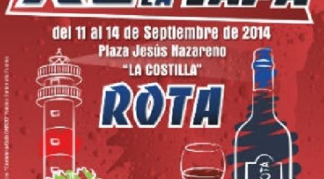 XV Feria de la Tapa de Rota 2014