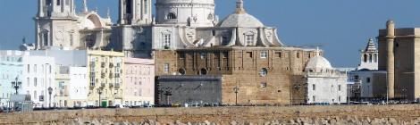 Cadiz, tercera provincia más alegre de España después de Barcelona y Madrid