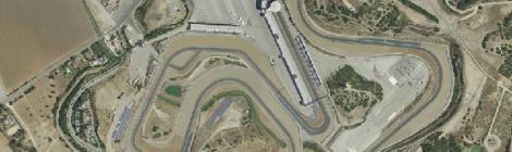 Campeonato del mundo de Superbike 2015, Circuito de Jerez