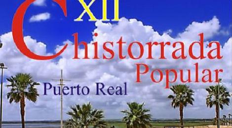 XII Chistorrada Puerto Real en la playa de la Cachucha 2014