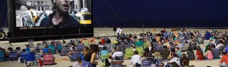 Cine de verano Playa de Getares y El Rinconcillo Algeciras 2016