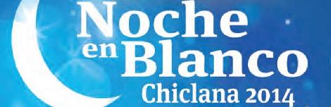 Noche en Blanco de Chiclana 2014