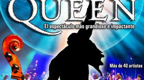 Concierto Symphonic Rhapsody of Queen La Línea de la Concepción 2018