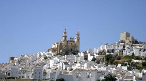 Ruta de Los Pueblos Blancos de Cadiz: Desde Arcos hasta Castellar