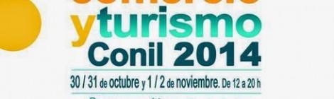 Feria comercio y turismo Conil 2014