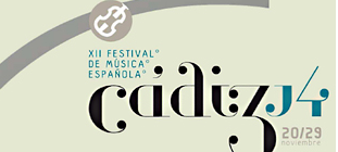 XII Festival de Música Española de Cádiz: Programacion, Horarios y Actividades