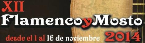 XII Ciclo Flamenco y Mosto Trebujena 2014