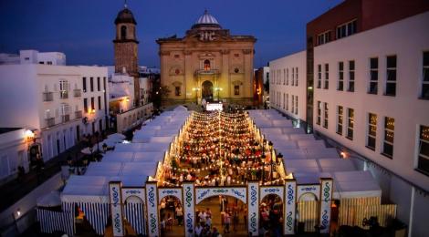 Feria del Vino y de la Tapa de Chiclana 2014