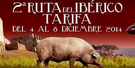 II Ruta del Ibérico de Tarifa 2014