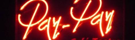 Programación Sala PAY PAY Navidad 2014 en Cádiz: Conciertos y Actuaciones
