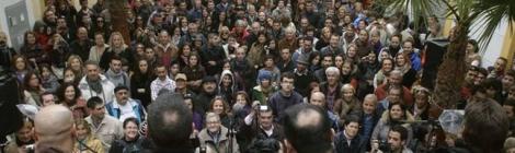 """XXXV Erizada en Cádiz 2015: Peña """"El Erizo"""""""