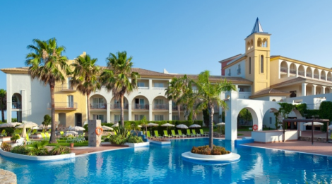 El Hotel Fuerte Conil-Costa Luz entre los 100 Mejores Hoteles del Mundo
