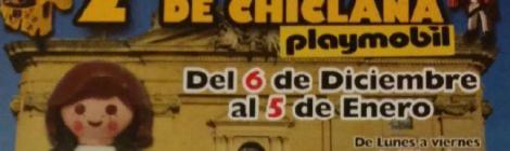 II Exposición Playmobil de Chiclana 2014
