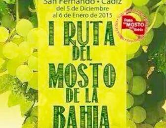 I Ruta del Mosto de la Bahía en San Fernando: Fechas y Precios