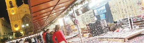 Mercado Navideño de Artesanía en la Plaza de San Antonio 2018: Fecha y Horarios