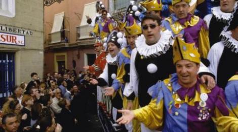 Pestiñada Carnaval de Cádiz 2016