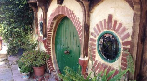 Casa del hobbit bilbo bolson en el puerto cadiz diferente - La casa de los hobbits ...