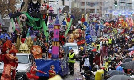 Cabalgata Carnaval de Cádiz 2015: Horario, Recorrido y Novedades