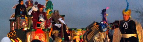 Cabalgata Reyes Magos San Fernando 2015