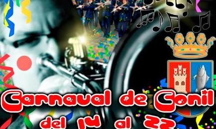 Carnaval Conil de la Frontera 2015: Programación y Horarios
