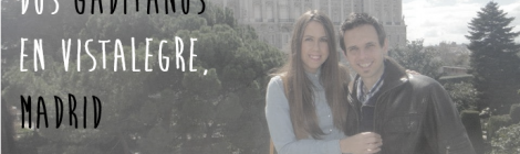 Dos Gaditanos en Vistalegre, Madrid #GaditanosFueraDeCadiz