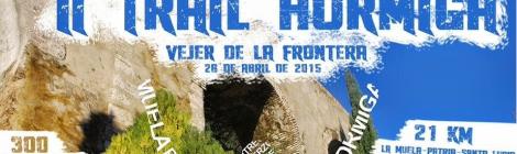 II Trail Hormiga Vejer de la Frontera 2015