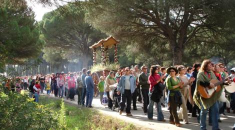 Romería de San Sebastián Conil 2018
