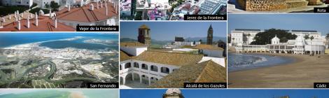 Vuelta Ciclista España 2015 en Cadiz: Final de etapa en Vejer e inicio en Rota