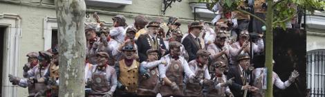 Carrusel de Coros Carnaval de Cádiz 2015: Barrios, Horarios y Recorridos