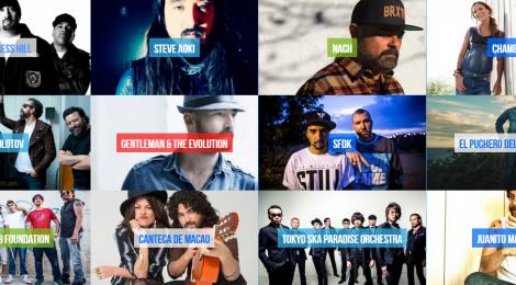 Alrumbo Festival 2015 Chipiona: Artistas Confirmados y Precio del Abono