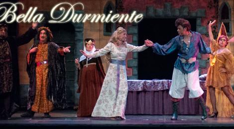 """Musical """"La Bella Durmiente"""" Teatro Florida Algeciras"""